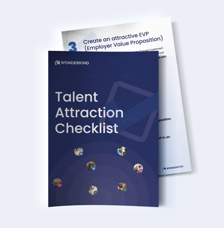 Talent Attraction Checklist